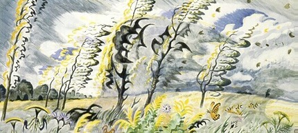 Charles Burchfield Septembercrop
